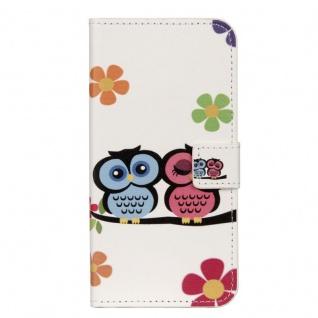 Tasche Wallet Book Cover Motiv 20 für Sony Xperia XA2 Hülle Case Etui Schutz Neu - Vorschau 4