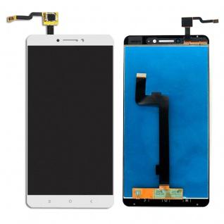 Für Xiaomi Mi MAX Reparatur Display Full LCD Komplett Einheit Touch Weiß Neu Top - Vorschau 2