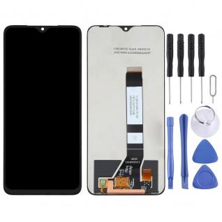 Für Xiaomi Redmi Note 9 4G Display Einheit Touch Ersatzteil Reparatur Schwarz