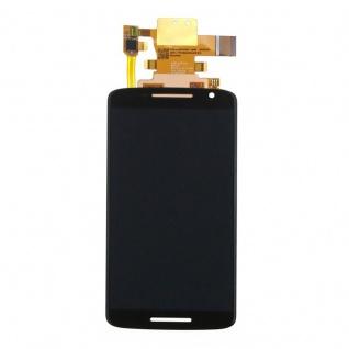 Display LCD Komplett Einheit für Motorola Moto X Play 3rd XT1562 XT1563 Schwarz - Vorschau 3