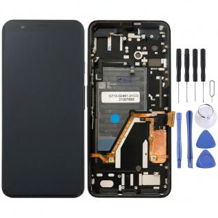 Für Google Pixel 4 XL Display OLED LCD Einheit Touch Ersatzteil Reparatur Weiß