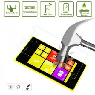 Premium 0, 3 mm Panzerfolie Schock Glas Folie für Nokia Lumia 1020 Zubehör Neu - Vorschau 2