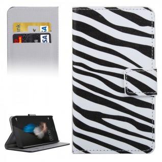 Schutzhülle Muster 7 für Huawei G8 5.5 Zoll Bookcover Tasche Case Hülle Wallet