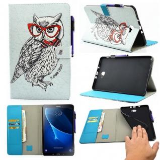 Schutzhülle Motiv 56 Tasche für Samsung Galaxy Tab A 10.1 T580 T585 Hülle Cover