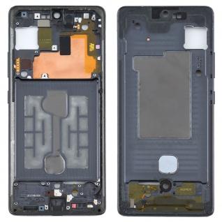 Mittelrahmen Bezel Samsung Galaxy S10 Lite Schwarz Middle Rahmen