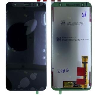 Samsung Display LCD Kompletteinheit für Galaxy J6 Plus J610F GH97-22583A Schwarz