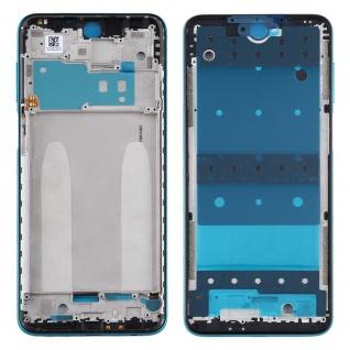 Gehäuse Rahmen Mittelrahmen Deckel für Xiaomi Redmi Note 9S Grün Ersatzteil