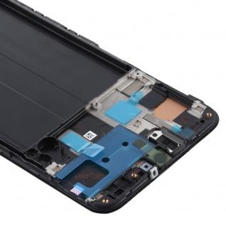 Für Samsung Galaxy A50 A505F Display Full TFT LCD + Rahmen Touch Ersatz Schwarz - Vorschau 2