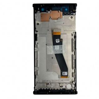 Sony Display LCD Komplett mit Rahmen für Xperia XA2 Ultra Gold Ersatz Reparatur - Vorschau 2