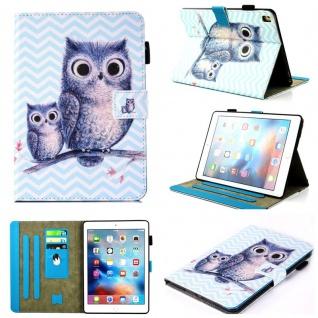 Schutzhülle Motiv 73 Tasche für NEW Apple iPad 9.7 2017 Case Etui Cover Design