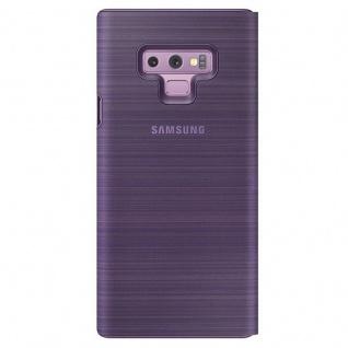 Samsung LED View Cover Tasche EF-NN960PVEG für Galaxy Note 9 Hülle Case Lavender - Vorschau 2