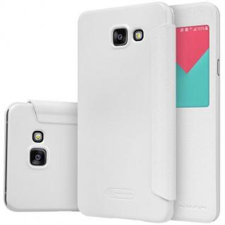 Nillkin Window Smartcover Weiß für Samsung Galaxy A5 2016 A510F Tasche Cover Neu