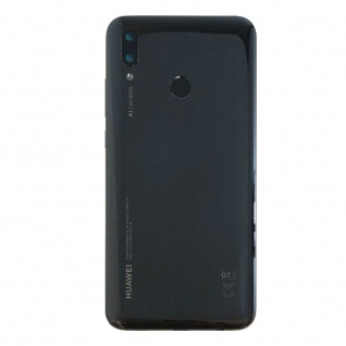 Huawei Akkudeckel Akku Deckel Batterie Cover Schwarz für P Smart 2019 02352HTS