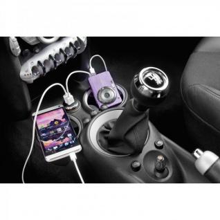 Original Cabstone USB KfZ Auto Lade Adapter 2100 mAh für alle Smartphone Neu Top - Vorschau 3