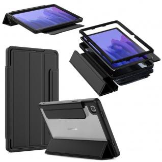 Für Tablet aufstellbare Outdoor Hybrid Tasche Etuis Cover Case Schutz Robust Neu