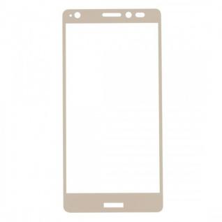 Full Hartglas 0, 26 mm dünne H9 Schock Gold für Huawei Mate S 5.5 Zoll Hülle