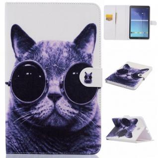 Schutzhülle Motiv 81 Tasche für Samsung Galaxy Tab E 9.6 T560 Hülle Case Cover