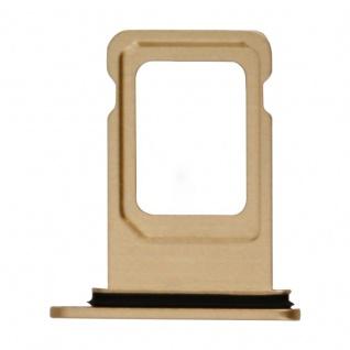 Für Apple iPhone 11 Simkarten Halter Card Tray Gelb Yellow SD Card Ersatzteil