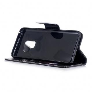 Tasche Wallet Book Cover Motiv 30 für Samsung Galaxy S9 G960F Hülle Case Etui - Vorschau 3