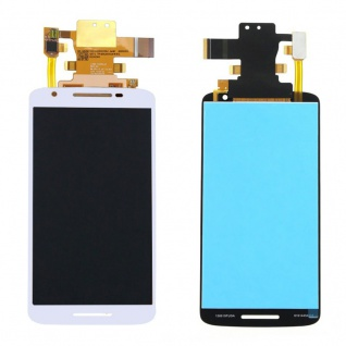 Display LCD Komplett Einheit für Motorola Moto X Play 3rd XT1562 XT1563 Weiß