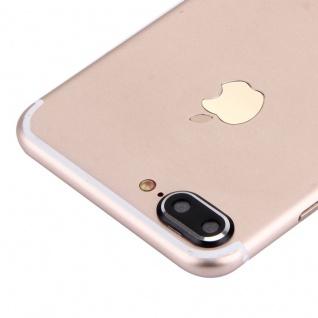 Kameraschutz für Apple iPhone 7 Plus Kamera Schutz Kameraring Protector Schwarz