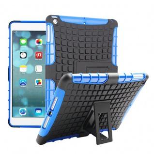 Für Apple iPad 9.7 2018 Hybrid Outdoor Schutzhülle Case Blau Tasche Cover Etui