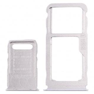 Für Nokia 3.1 Plus Simkarten Halter Card Tray Weiß SD Card Ersatzteil Zubehör