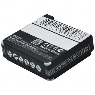 Akku Batterie Battery für GoPro Hero 4 ersetzt 335-06532-000 Zubehör Ersatzakku - Vorschau 3