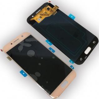 Display LCD Komplettset GH97-19733D Pink für Samsung Galaxy A5 A520F 2017 Neu