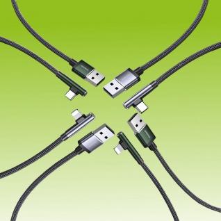 Joyroom S-1230N4 Lade Kabel Adapter 3A 1.2M für verschiedene Smartphones