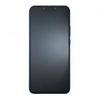 Für Huawei P Smart Plus Display Full LCD Touch mit Rahmen Reparatur Blau Ersatz - Vorschau 3