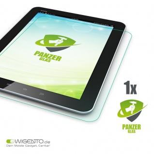 Hybrid Outdoor Hülle Lila für Apple iPad Pro 10.5 Tasche + 0.4 H9 Hartglas Neu - Vorschau 2