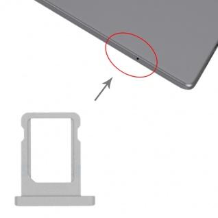 SIM Karten Halter für Apple iPad Mini 2019 / Mini 5 Grau Card Tray Ersatzteil Neu