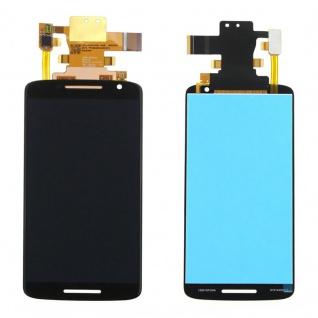 Display LCD Komplett Einheit für Motorola Moto X Play 3rd XT1562 XT1563 Schwarz - Vorschau 1