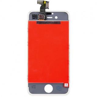 Display LCD Komplett Einheit Touch Panel für Apple iPhone 4 Weiss Ersatz Glas - Vorschau 2