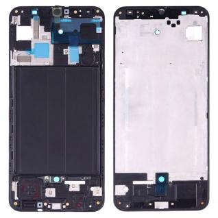 Mittelrahmen Schwarz für Samsung Galaxy A50 A505 Ersatz Zubehör Rahmen Gehäuse