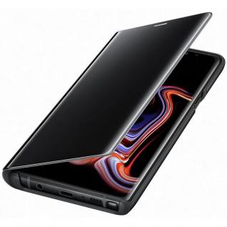 Samsung Tasche Clear View EF-ZN960CBE für Galaxy Note 9 N960 Hülle Cover Schwarz - Vorschau 2