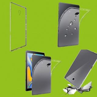 Für Samsung Galaxy Tab S4 10.5 Transparent Tasche Hülle Case TPU Silikon dünn