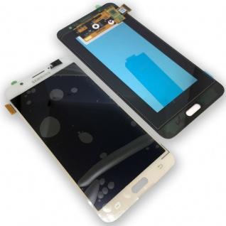 Display LCD Komplettset GH97-18855C Weiß für Samsung Galaxy J7 J710F 2016 Ersatz