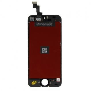 Display LCD Komplett Einheit Touch Panel für Apple iPhone SE Schwarz Ersatz Glas - Vorschau 3