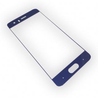 Full Hart Glas 0, 26 mm dünne H9 Blau für Huawei Honor 9 Schutz Hülle Zubehör Neu