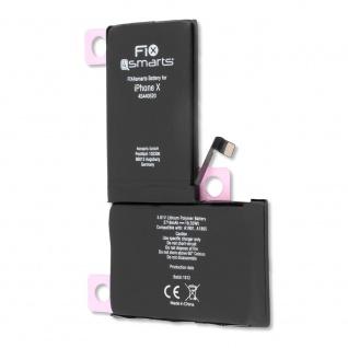 Akku Batterie für Apple iPhone X / 10 Ersatz Reparatur 4smarts Zubehör Battery