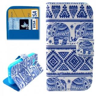 Schutzhülle Muster 49 für Samsung Galaxy Young 2 G130 Tasche Cover Case Hülle
