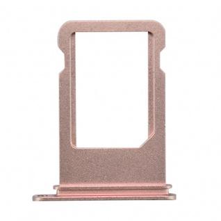 Nano Sim Karten Halter Adapter Sim Card Tray für Apple iPhone 7 & 7 Plus Rose