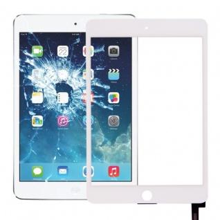 Touch Screen Glas Display komp. für Apple iPad mini 4 A1538 A1550 Digitizer Weiß