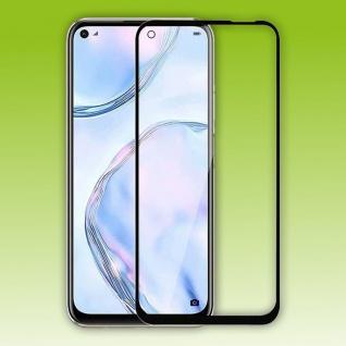 Für Google Pixel 5A 2x 3D Display LCD H9 Hart Glas Schwarz Folie Schutz Panzer
