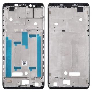 Mittelrahmen für Nokia 3.1 Plus Schwarz Middle Frame Rahmen Gehäuse Ersatzteil