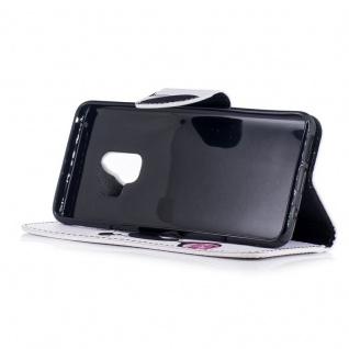 Tasche Wallet Book Cover Motiv 22 für Samsung Galaxy S9 G960F Hülle Case Etui - Vorschau 3