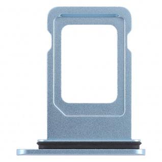 Für Apple iPhone XR 6.1 Zoll Sim Karten Halter Blau SD Card Ersatzteil Zubehör