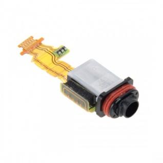 Klinke Audio Mikrofon Flex Kabel für Sony Xperia Z5 Compact Mini Klinkenstecker